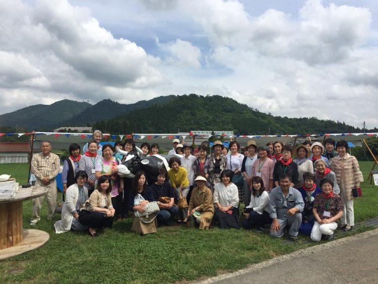 【活動報告】広島県央商工会女性部おもてなし交流事業視察研修へ行って来ました