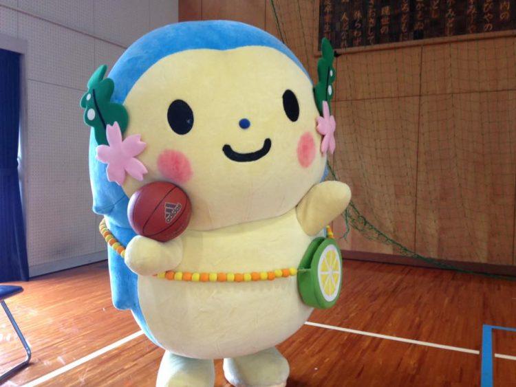 上島町小学校球技交歓会に応援に行って来たりん♪