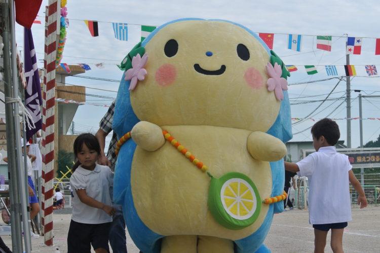 かみりん in  弓削地区・生名地区運動会