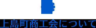 上島町商工会について